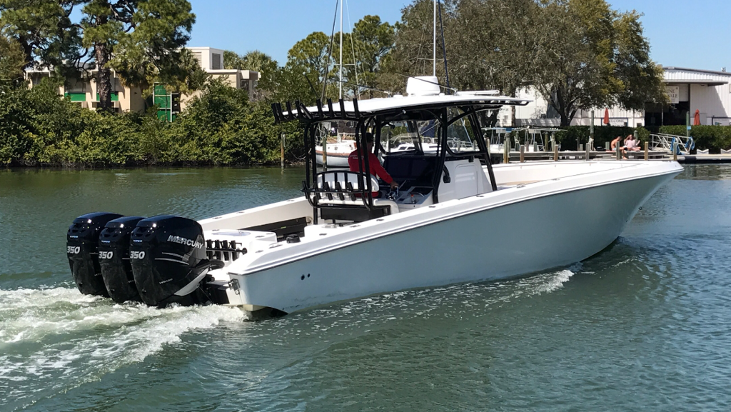 T-Tops - Quality T-Tops & Boat Accessories