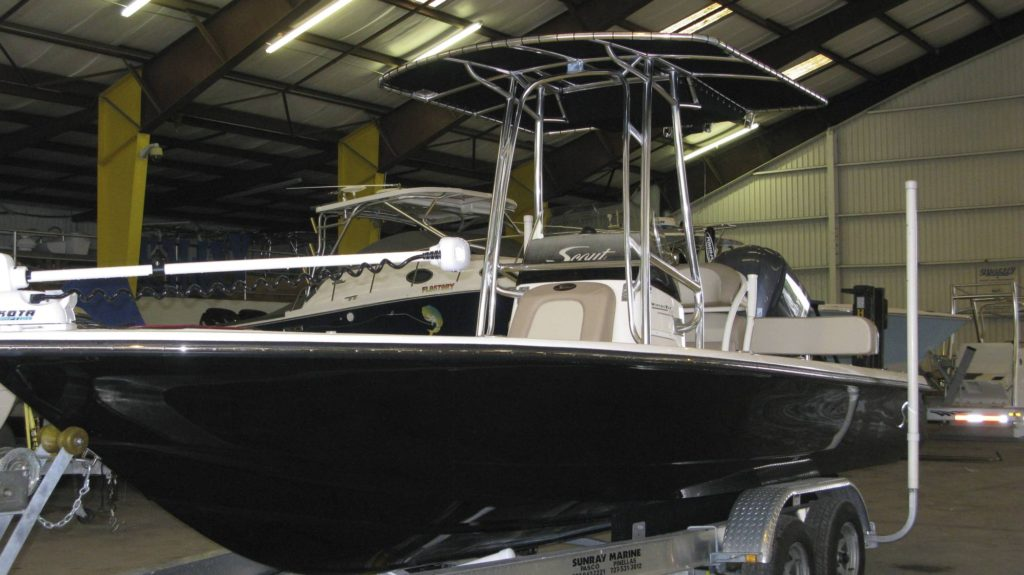 scout, scout boats, t-top