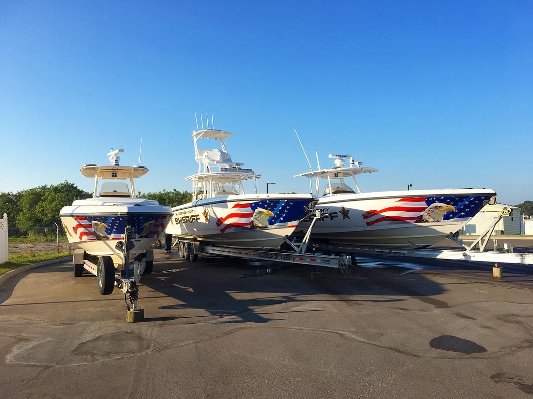intrepid, intrepid power boats, hcso