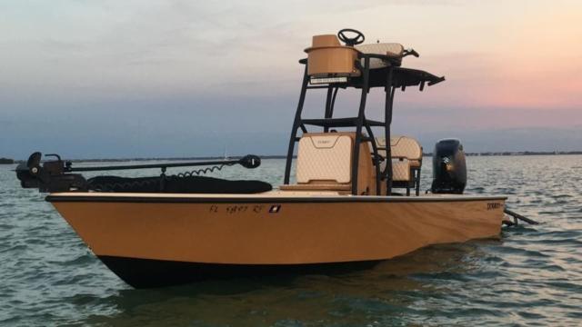 dorado, tower boat,