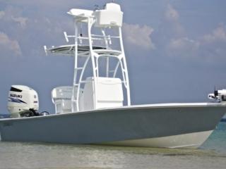 dorado, bay boat, console tower, tower boat