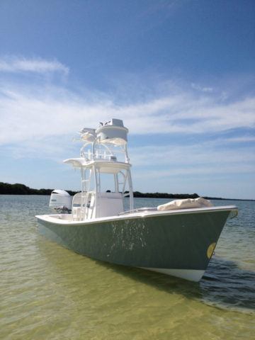gause, gause built, tower boat, console tower