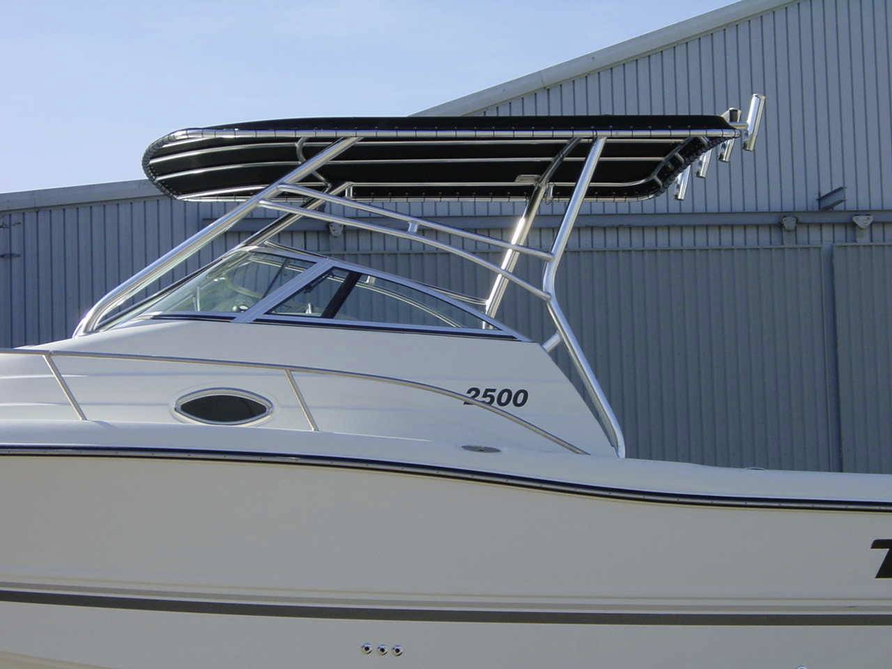 Welcome - Quality T-Tops & Boat Accessories